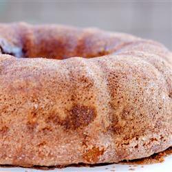 Poppy Seed Bundt Cake I Allrecipes.com
