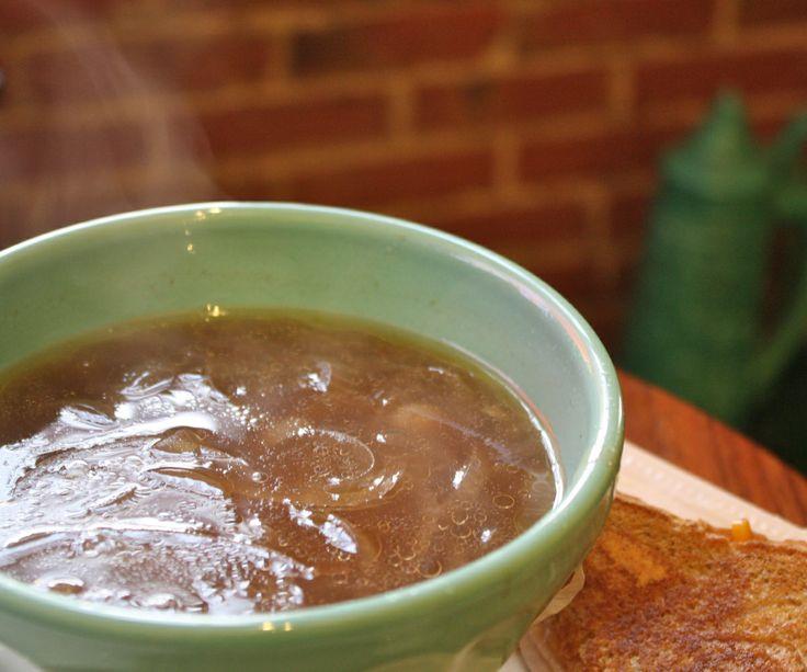 Crockpot French Onion Soup | Soup crockpot | Pinterest