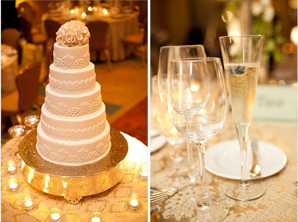 Cake Table Linens Wedding Ideas Pinterest