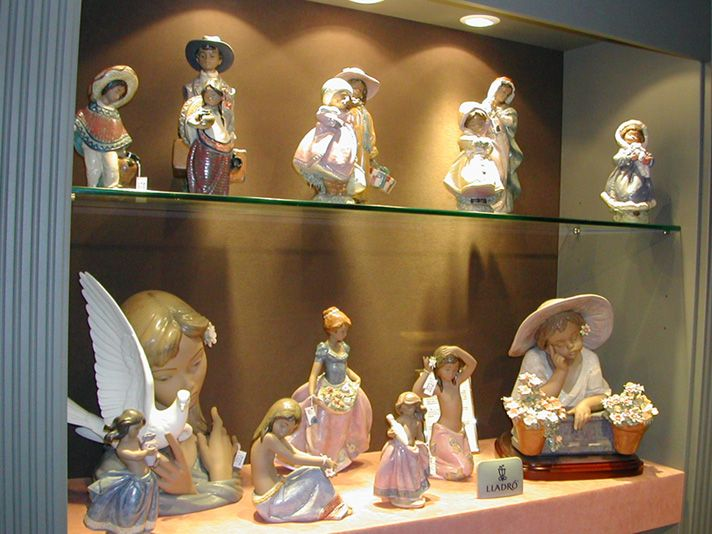 Lladro gres collection http lladro stores yahoo net