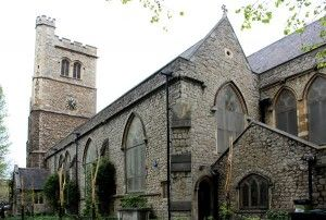 Did Anne Boleyn Have a Stepmother? All facts point to...no! More from Claire Ridgway of The Anne Boleyn Files:   http://www.theanneboleynfiles.com/did-anne-boleyn-have-a-stepmother/    IMAGE: St Mary's Church, Lambeth, (now The Garden Museum) the resting place of Elizabeth (nee Howard) Boleyn.