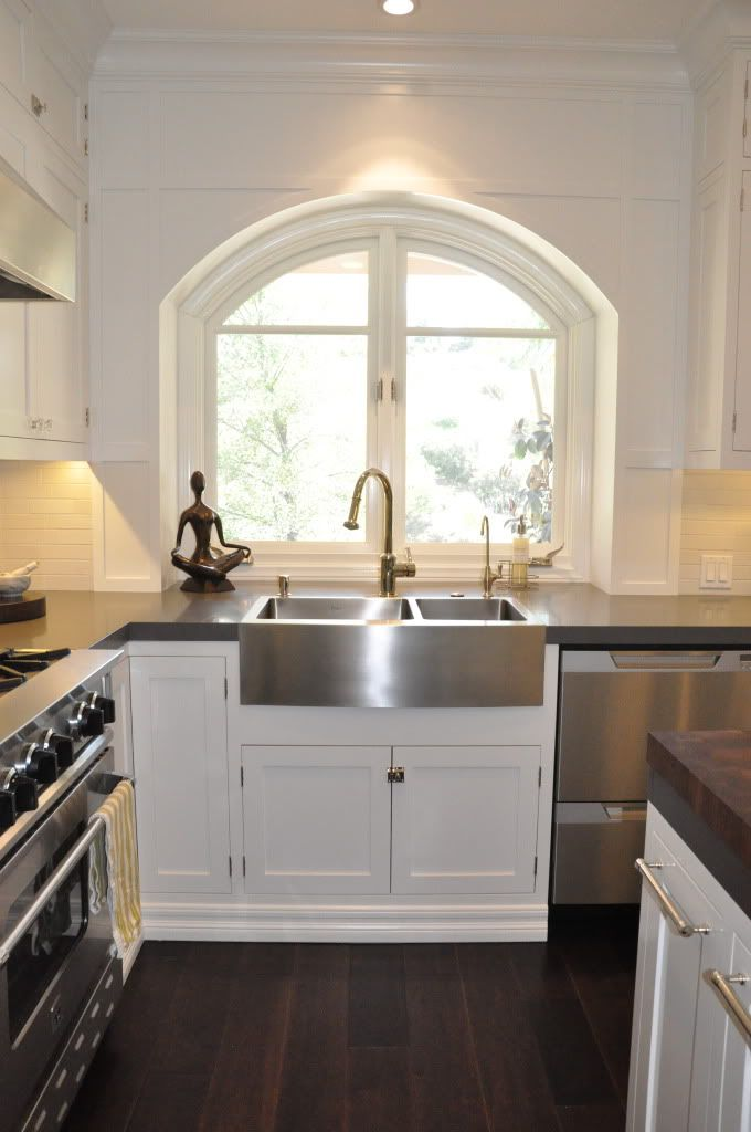 Barn Sinks For Kitchen : stainless farmhouse sink KITCHEN Pinterest