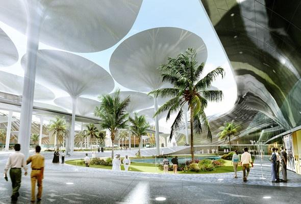 La ville du futur babel pinterest for Architecture du futur