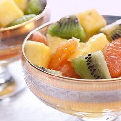 Zesty Lime and Ginger Winter Fruit Salad — Punchfork