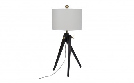 Jayson Home Bowie Lamp. Just the right amount of masculine.