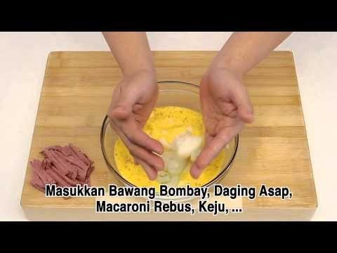 Dapur Umami - Macaroni Schotel | Indonesian Foods | Pinterest