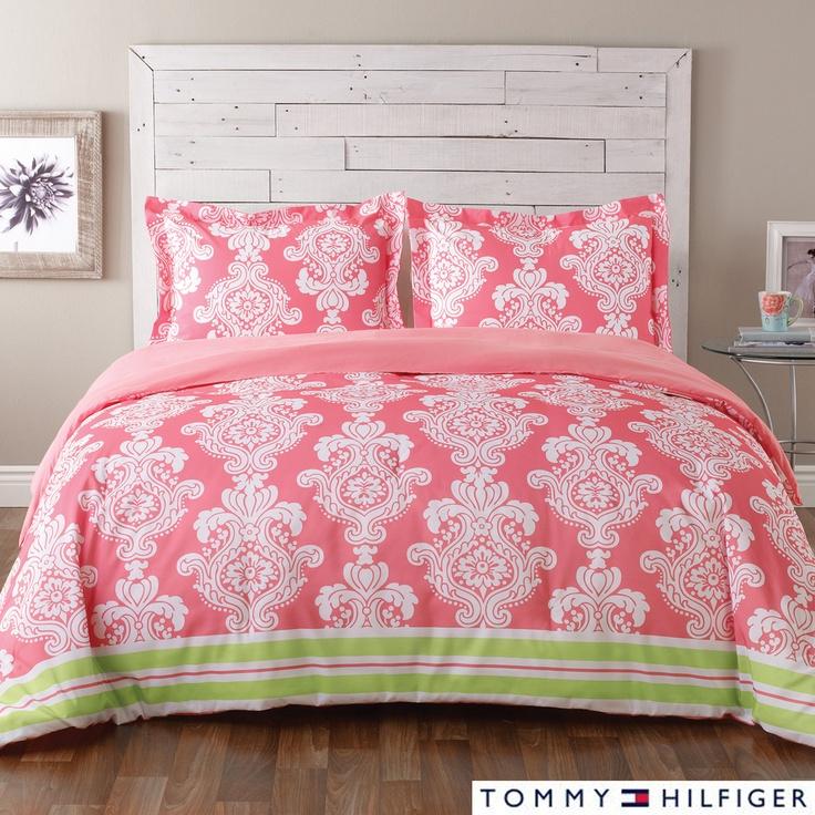 Tommy Hilfiger Kimberley 3 Piece Comforter Set