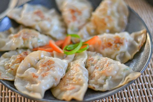 Chicken Pot Stickers | Healthy Eating | Pinterest