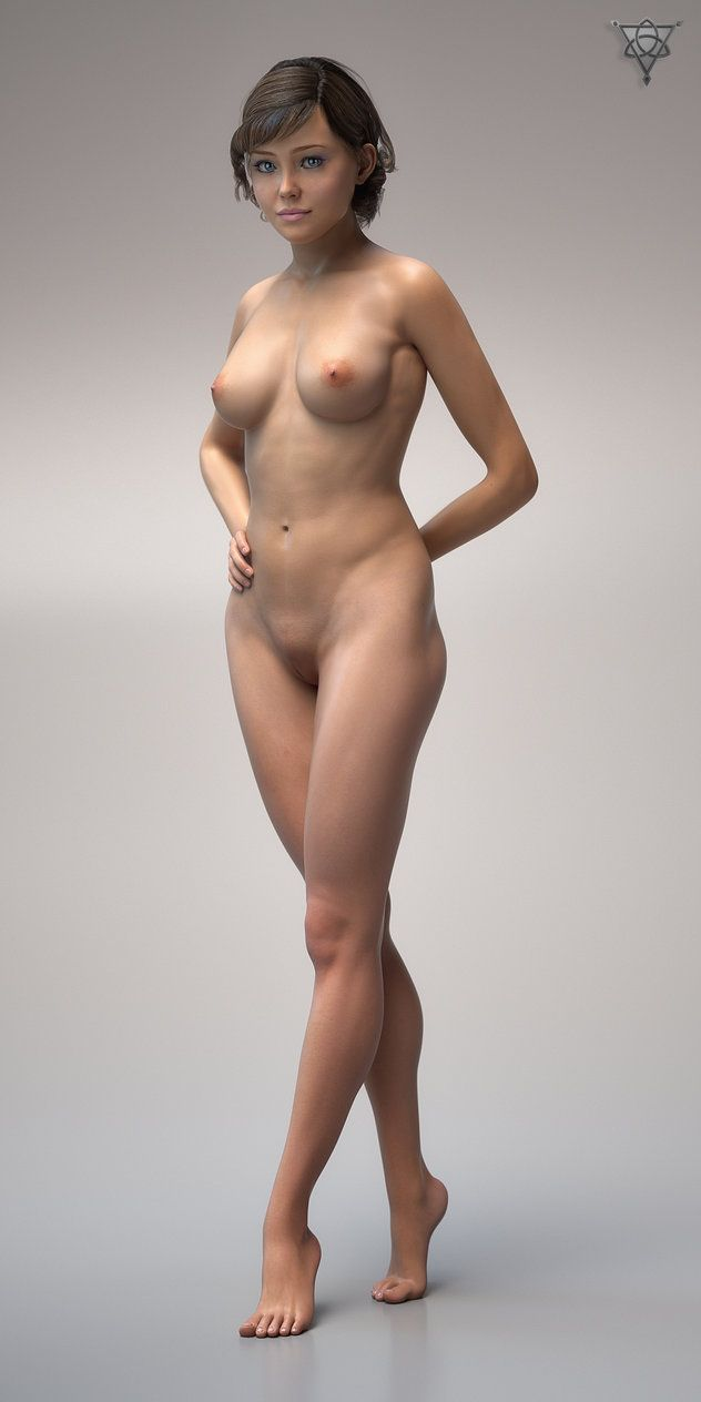 Nude 3 d female art nude tube