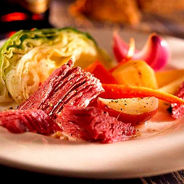 Corned Beef and Cabbage | Food Stuff | Pinterest
