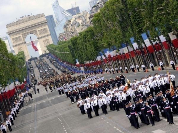 Paris - Bastille Day 2012