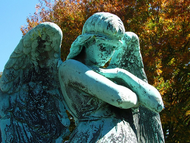 Bellafontaine Cemetery 6 - Fall 2012 | Flickr - Photo Sharing!