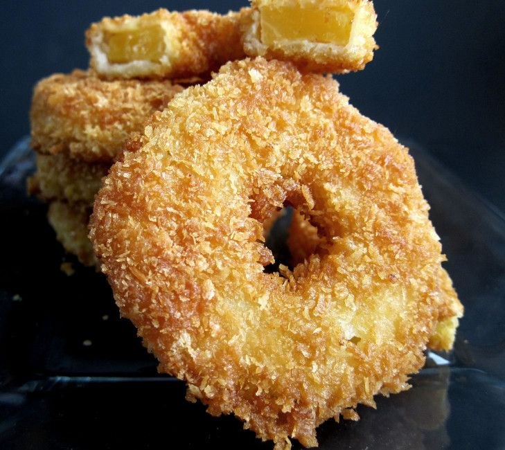 Pineapple fritters | dessert,snacks | Pinterest