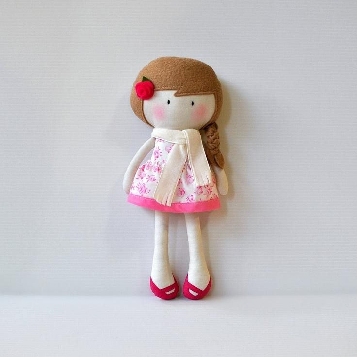 Зарезервированы для Элеоноры Grigg - Мой крошечный подросток Кукла Нене