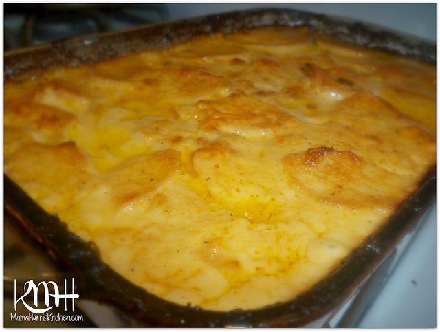 Cheesy Au Gratin Potatoes | Recipes | Pinterest