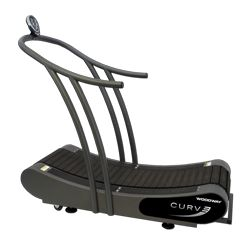 Curve Non Motorized Treadmill Healthy For Life Pinterest