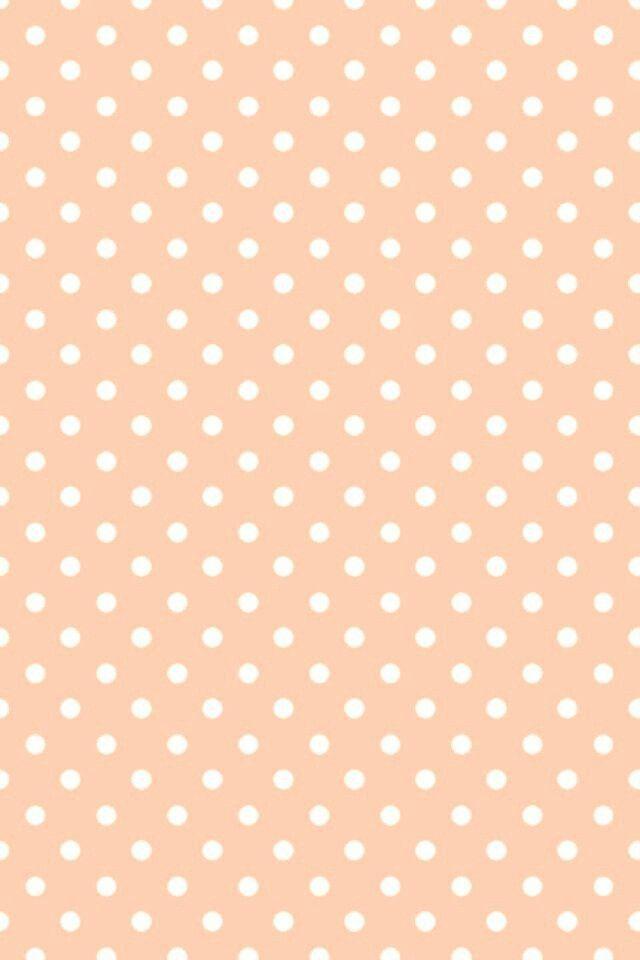 Polka dot wallpaper cute patterns wallpaper pinterest for Polka dot wallpaper