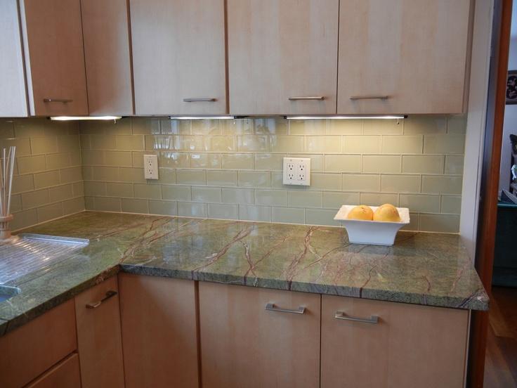Rainforest Marble Slab Cabinet Doors Kitchen Pinterest