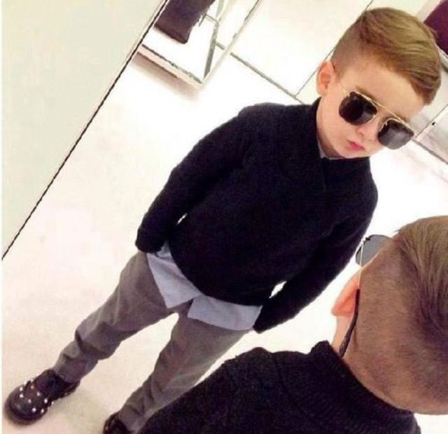 Kids fashion / little fashionista