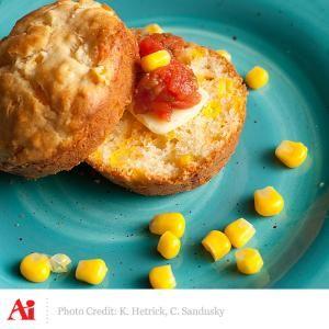 Cheddar Corn Muffins | Food & Drink | Pinterest
