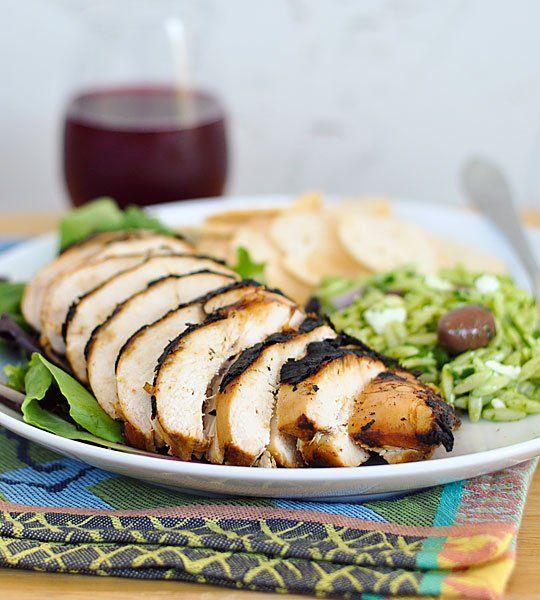 Blacked Beer-Brined Grilled Chicken | Recipe