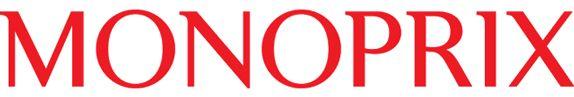 Monoprix logo and identity logos pinterest - Monoprix nouveau logo ...