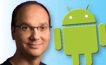 Andy Rubin, creador de Android