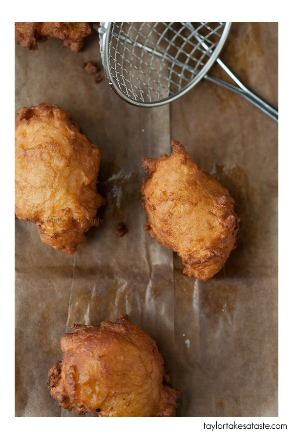 pineapple fritters http://taylortakesataste.com/pineapple-fritters-and ...