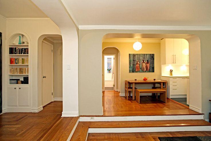 Love the idea of a sunken living room ideas pinterest for Sunken living room ideas