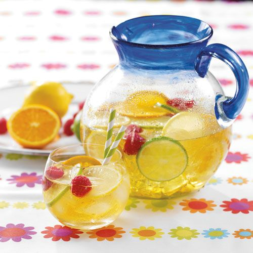 White Wine Citrus Spritzer | Drinks/Cocktails? yes please | Pinterest