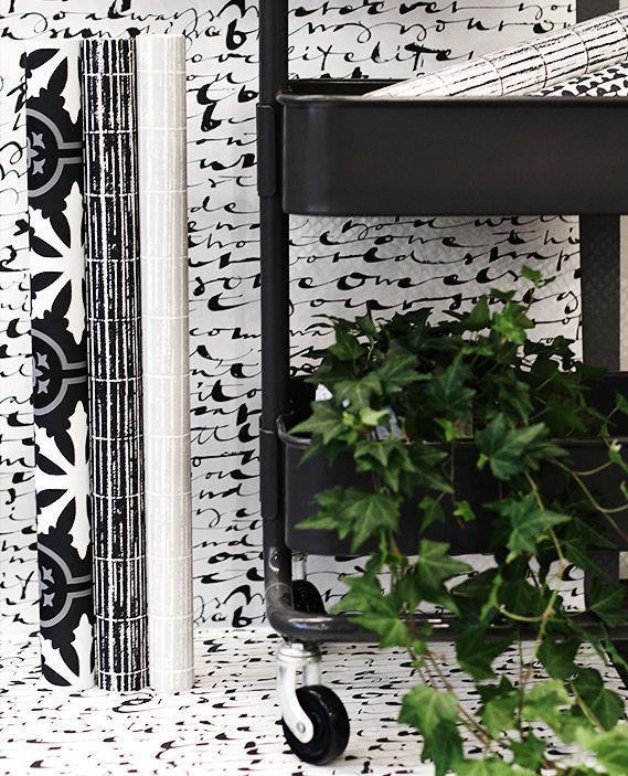 ferm living tapete ribbed. Black Bedroom Furniture Sets. Home Design Ideas
