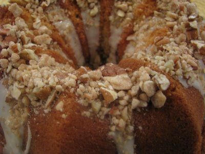 Maple Syrup Bundt Cake | Let Them Eat Cake! | Pinterest