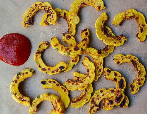 Baked Sriracha Butternut Squash Fries Recipes — Dishmaps