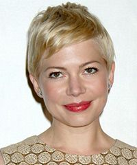 K Michelle Short Hairstyles 2012 Michelle Williams at the 2012 Tribeca Film Festival #ShortHair # ...