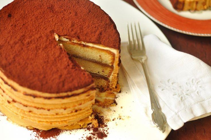 Creamy Dulce de Leche Cake | Che! Recetas de Argentina | Pinterest