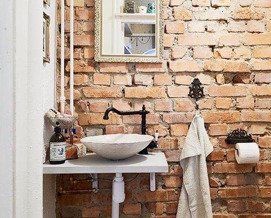 decoracao lavabo rustico : decoracao lavabo rustico:Vintage Lavabo