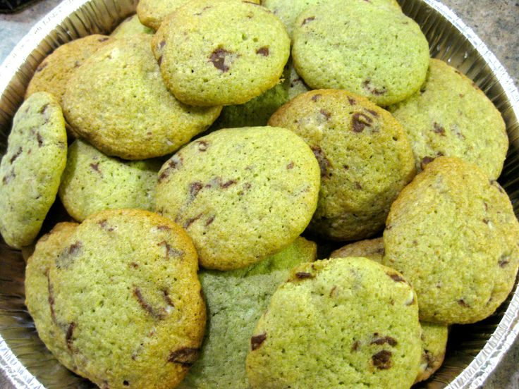 Mint Chocolate Cookies- A Gluten-Free Casein-Free Recipes — Dishmaps