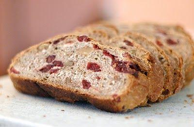 Cranberry Walnut Bread | Favorite Places & Spaces | Pinterest