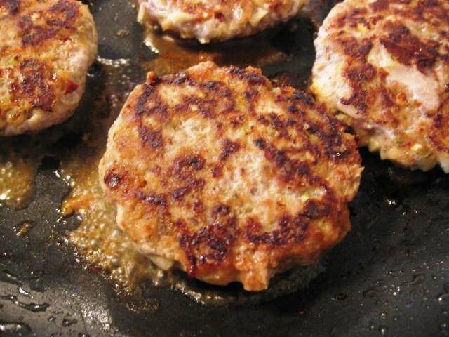 Turkey Apple Sausage Patties | Recipes | Pinterest
