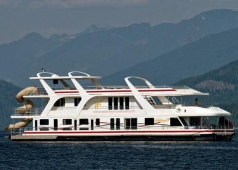 Shuswap lake houseboating just go pinterest for Houseboats for rent in california