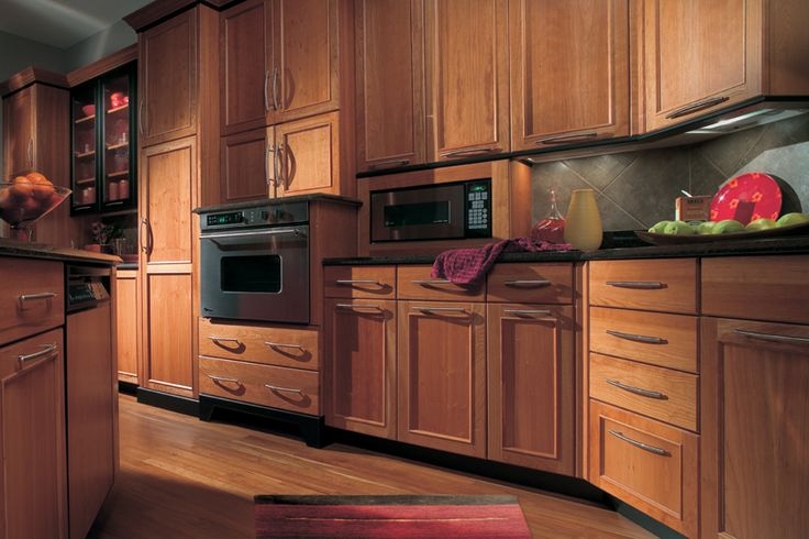 Maybe long ones for the cabinets, too, and not just the drawers