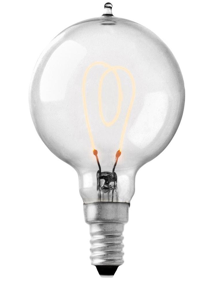 small round carbon filament bulb 15 watt. Black Bedroom Furniture Sets. Home Design Ideas
