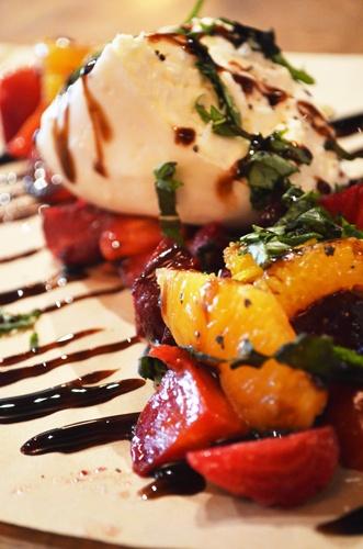 Beets & Burrata | Foodie. | Pinterest