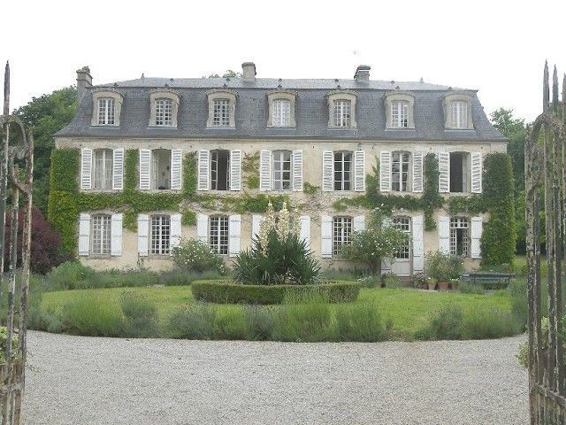 18th Century Chateau Normandy France Country Home