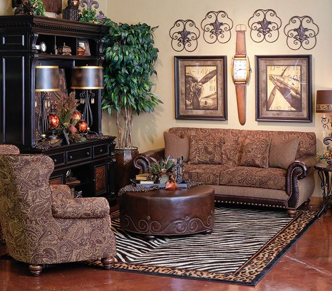 Decorated Model Homes: Decorated Model Home