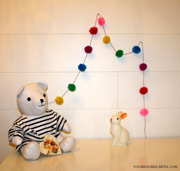 Pin by your box on kid 39 s room pinterest - Decoracion habitacion ninos ...