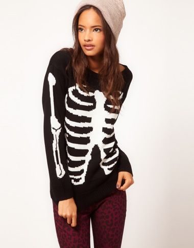 ASOS Skeleton Jumper £38.00