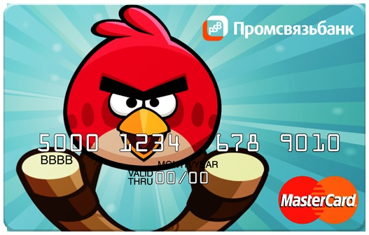 Angry Birds Credit Cards  BankRoll  Pinterest
