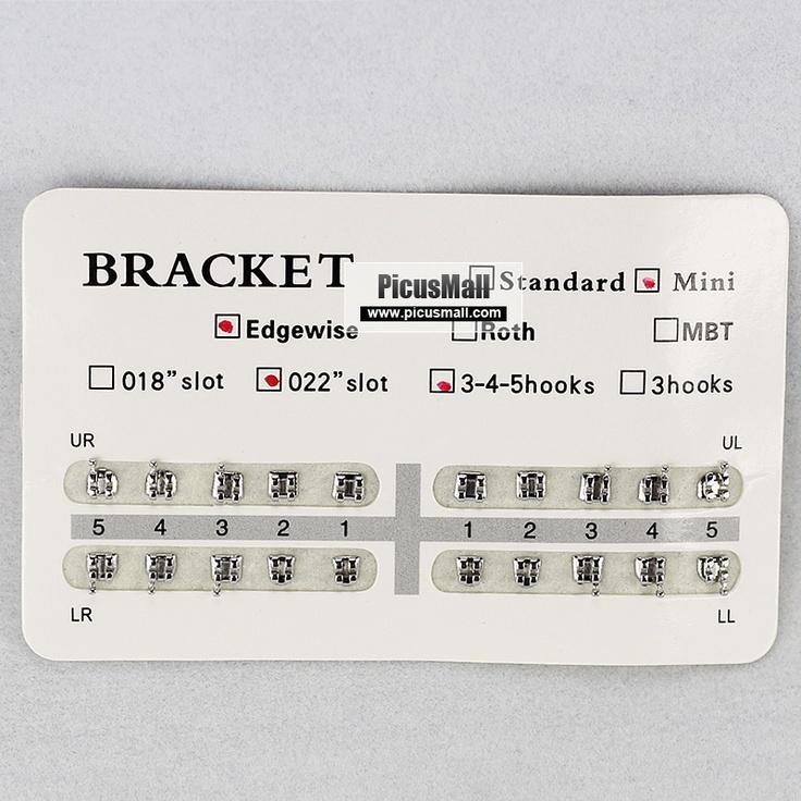 slot bracket standards for gyp bd