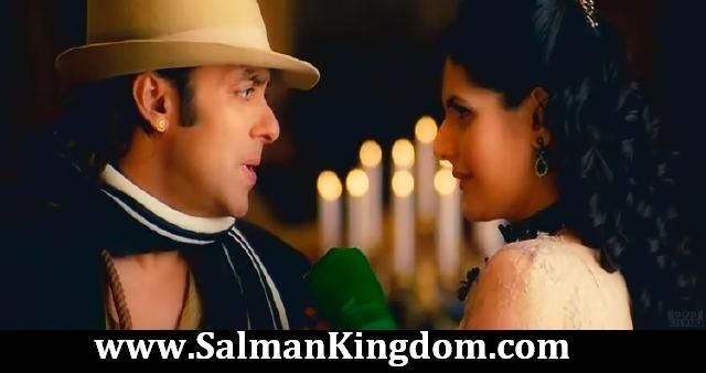 salman khan and zarine khan in veerVeer Salman Khan And Zarine Khan Kiss